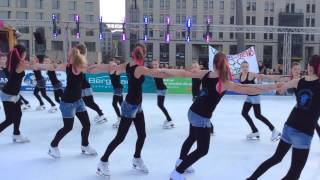Saxony Ice Pearls Novice / #whynotsynchro2018 / Showprogramm Dresden