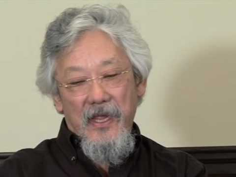 David Suzuki Loses it during Interview - Real News Network