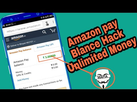 How To Hack Amazon Pay Balance | Hack Pay Blance Amazon Unlimited Blnace