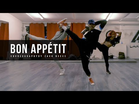 KATY PERRY - BON APPETIT Ft MIGOS - Choreography By Zack Reece - Filmed By @Alexinhofficial