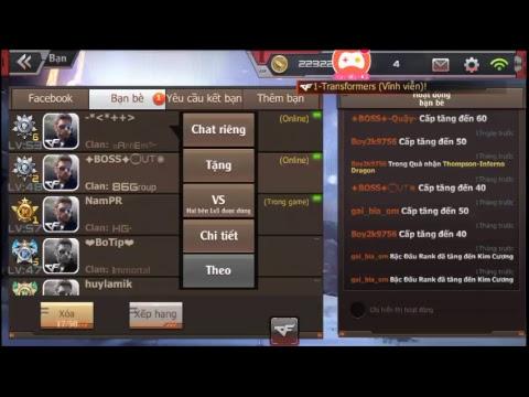Hành Trình Đồng lên KC - CrossFire Legends - ID 1062663 ADD tui mời
