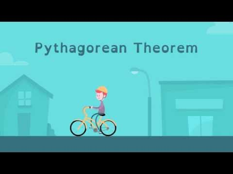 Math Shorts Episode 15 - Applying the Pythagorean Theorem