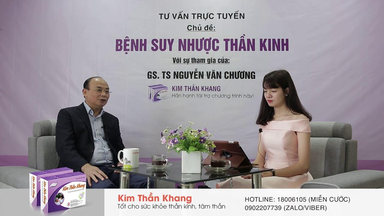 Đau nửa đầu bên phải chữa như thế nào? GS.TS Nguyễn Văn Chương tư vấn