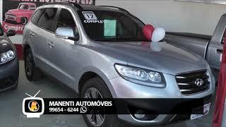 TV KLEBER CARROS (Manenti Automóveis)