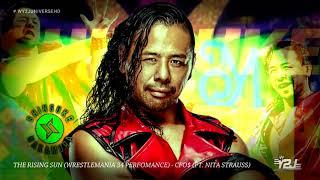 WWE Shinsuke Nakamura WM 34 Theme Song -