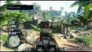 PS3版FarCry3の協力プレイCo-op 難易度はINSANE Chapter.6 PAYBACK「報...
