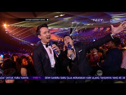 Indonesian Choice Awards 5 0 NET. Menghadirkan 2 Kategori Baru