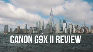 Canon G9X ii: Best Ultralight Camera?