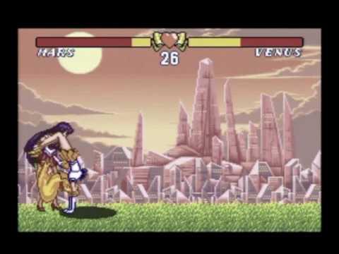 Sailor Moon video games