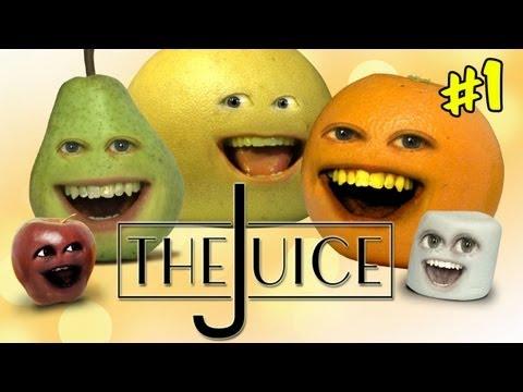 Annoying Orange - The Juice #1