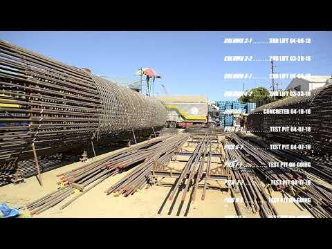 Manila - Skyway 3 - San Juan river project - April 26 - 2018
