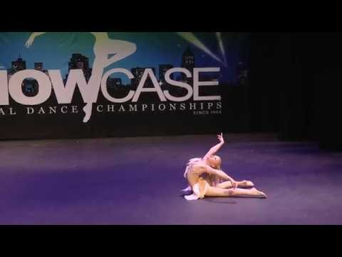 """Isabella Stankovich performing """"I Dreamed A Dream"""" choreography by John Hoffman"""