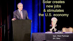 Conservative Clean Energy Summit: The Benefits of Solar Energy in America