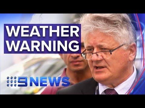 Summer Weather Warning For NSW, QLD   Nine News Australia