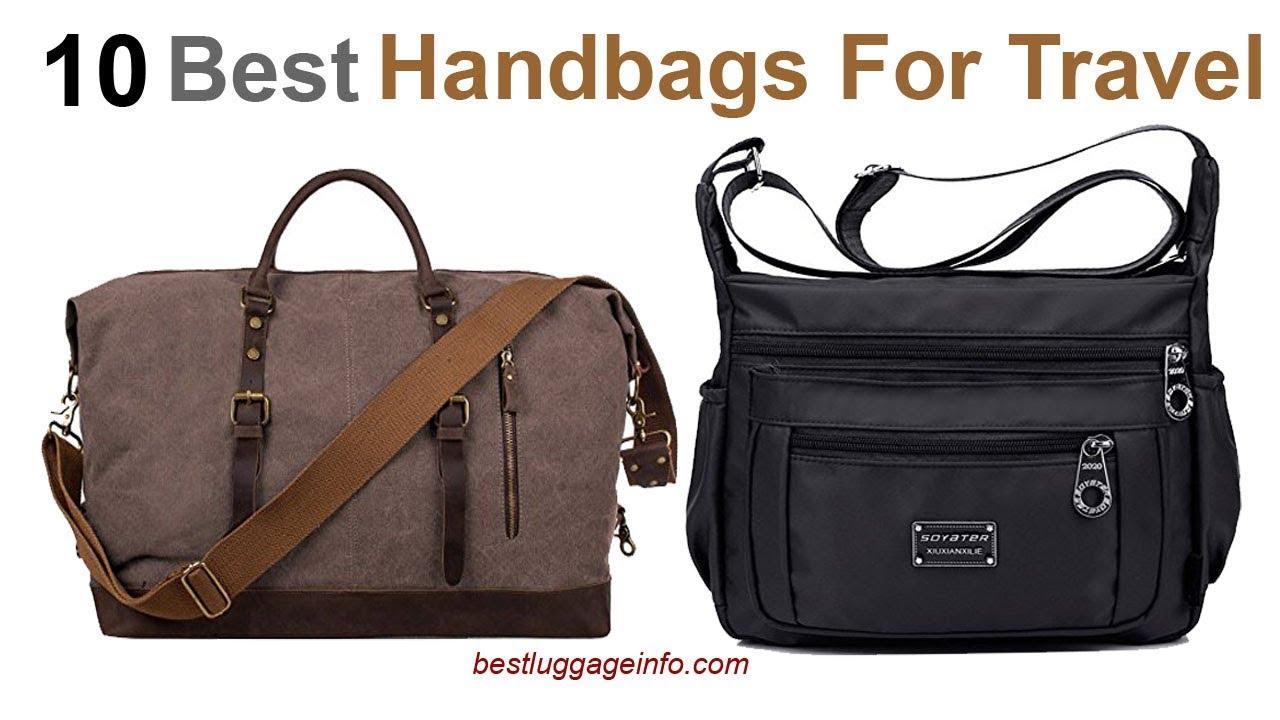 Best Handbags For Travel Ten Crossbody Men And Women