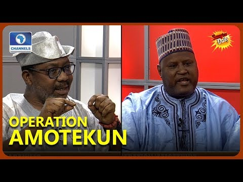 Amotekun: 'It Is About Us', Yoruba Group Disagrees With MACBAN Over Collaboration
