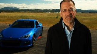 CNET On Cars - Subaru BRZ_ Underpowered, under-tech, but overwhelmingly fun - Ep 16