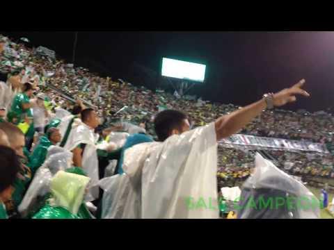 Atletico Nacional vs America | Canticos, Goles y Bullyng | Clasico 16/08/2017