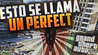 """ESTO SE LLAMA, UN PERFECT """"GTA V ONLINE"""" BYABEEL"""