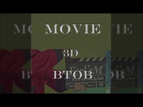 BTOB - MOVIE [3D Audio]