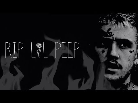 Lil Peep - Tribute video (Response from Bella Throne, Post Malone, Marshmello & More)