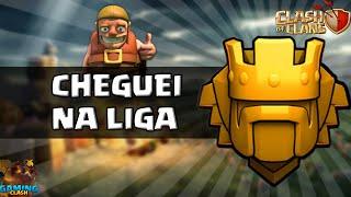 Finalmente Sou Um Liga Titã ®(clash Of Clans™) Ataque Épico Cv9 Vs Cv10😨- Gaming Clash