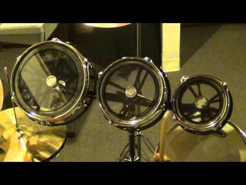 Tamil Dappankuthu/Kuthu Drum Beat #4 | By: Pravinth Ravithas