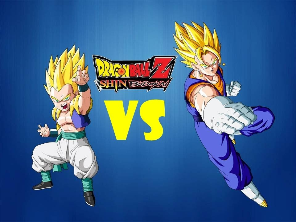 Vegito Vs Gotenks | www.pixshark.com - Images Galleries ...