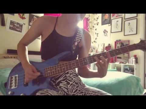 Bass Cover Of Sic Transit Gloria...Glory Fades By Brand New