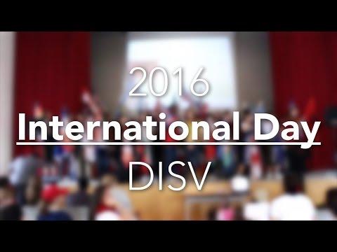INTERNATIONAL DAY | Danube International School Vienna 2016