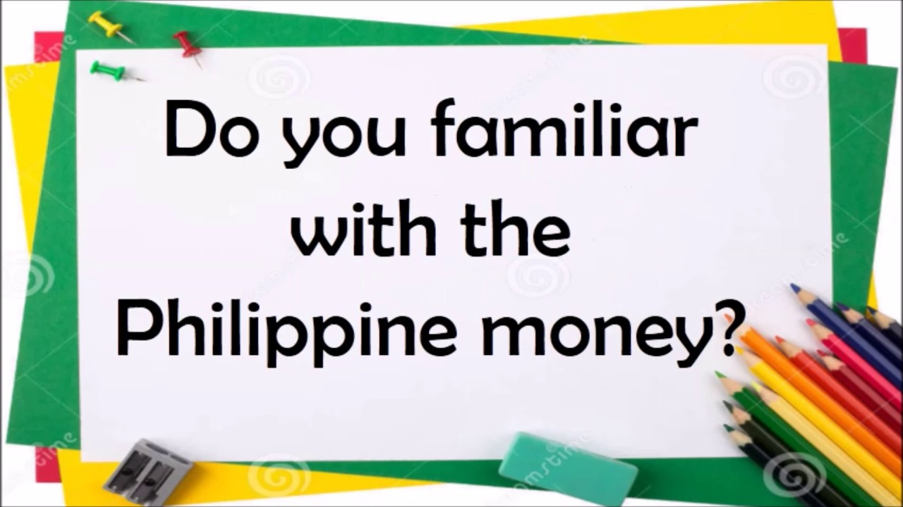 small resolution of BASC-Tutorial.(How to count Philippine Money) - YouTube