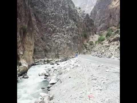 National park golain chitral