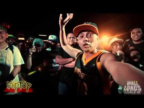 FlipTop - Flict-G vs Daddie Joe D