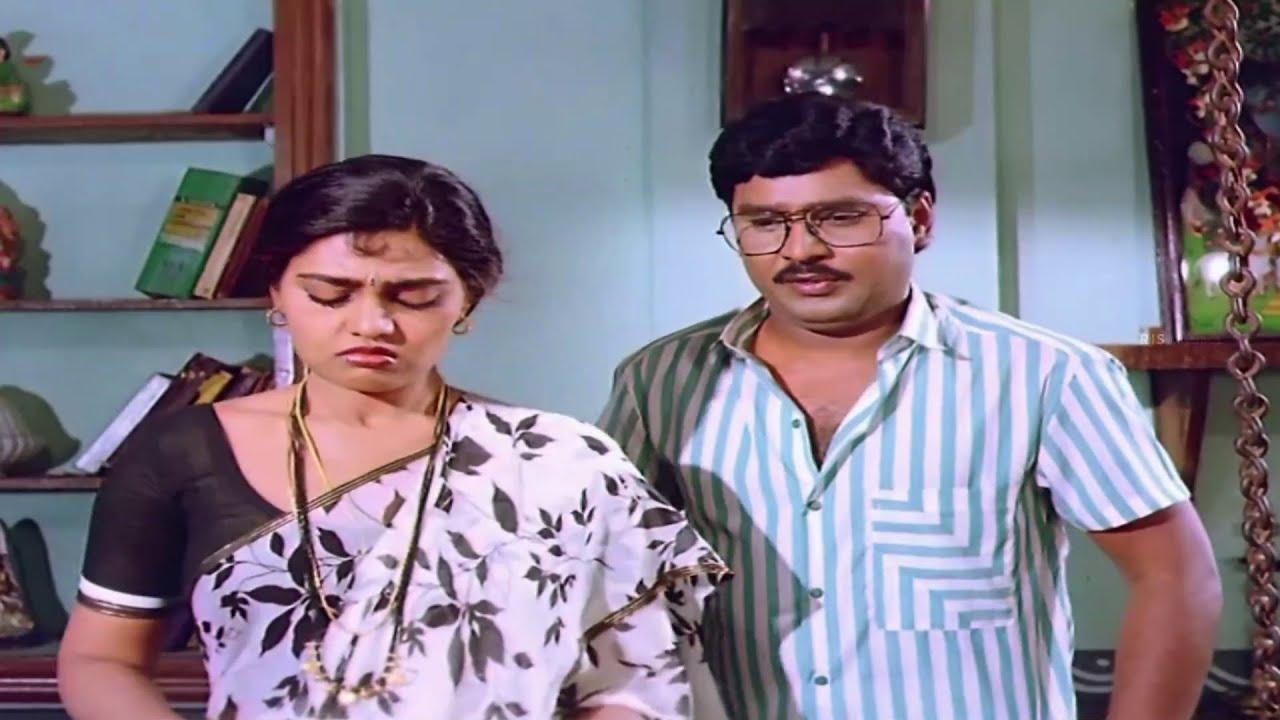 #Bhagyaraj #SilkSmitha Bore அடிக்குது Bhava !!! கல்யாணம் ஆனதுலருந்து இதே கட்டில், இதே ரூம், இதே Bed