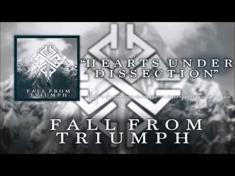 FALL FROM TRIUMPH - Hearts Under Dissection [Full EP Stream]