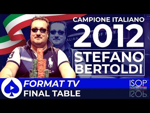 ISOP 2012 MAIN EVENT Campionato Italiano Poker - Maggio 2012 Nova Gorica 1° blocco