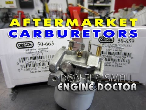 Save $Money$ With Aftermarket Carburetors For Small Engines!