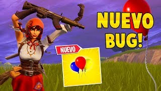 INCREDIBLE BUG WITH THE NEW FORTNITE OBJECT😱