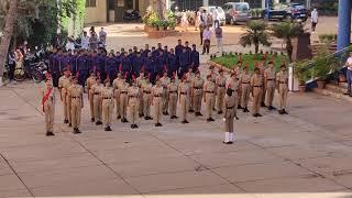 SJRC college,NCC Republic Day parade 26/1/2021🙏❤🇮🇳