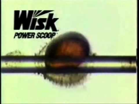 1992 Wisk commercial