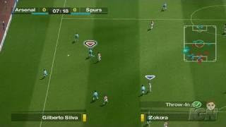 FIFA Soccer 08 Nintendo Wii Gameplay - Possesion