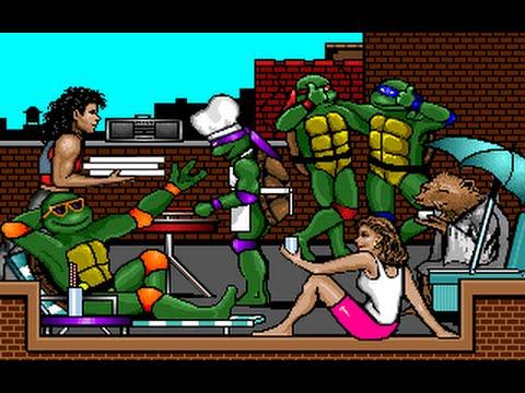 Teenage Mutant Ninja Turtles: Manhattan Missions, Roland MT-32 soundtrack