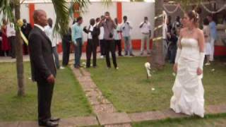 African Couple Dancing on Punjabi Bhangra Song.Ni Tu Jatt Di Pasand.First time in history.