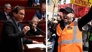 Железнодорожная реформа во Франции: законодатели дали «зелёный свет»