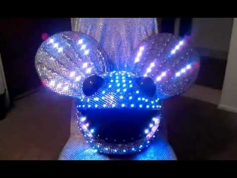 best deadmau5 head period - Deadmau5 Halloween Head