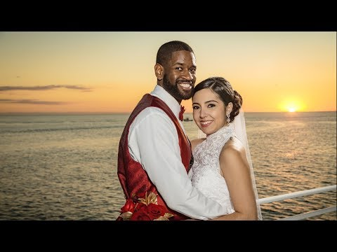 Clearwater Beach Yacht Sensation Wedding - Amy & Denzel