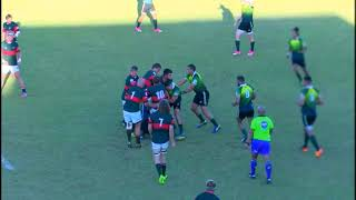 Gerhard Nortier Rugby Highlights