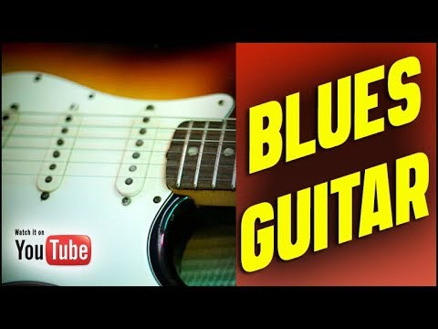 Blues Guitar Turnarounds (like the Masters of Blues)