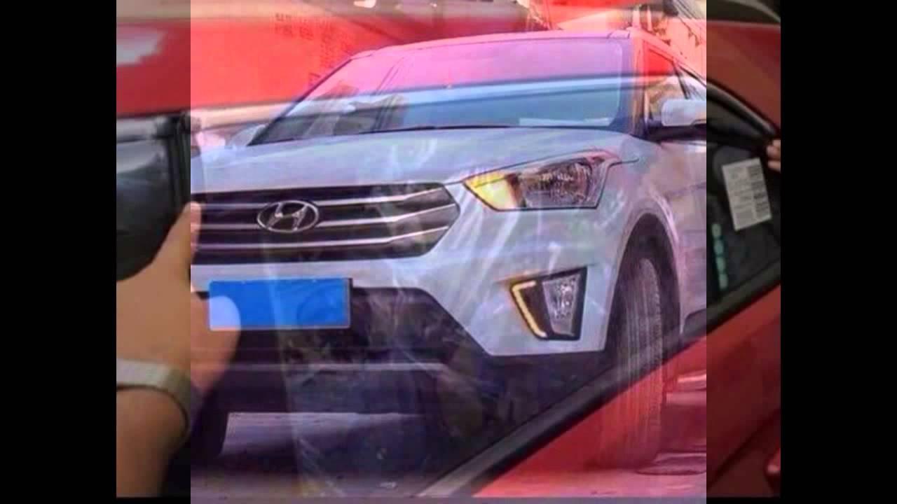 Carcrome Hyundai creta car accessories delhi india - YouTube