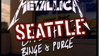 Metallica - Live Shit: Binge & Purge (Seatle 1989)[Full Concert w/ Lyrics]